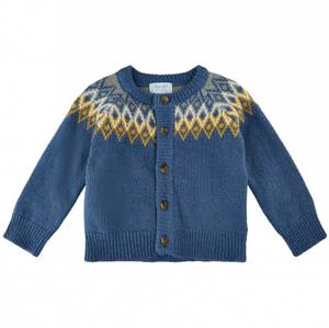 Bilde av NOA NOA CARDIGAN <br> MOONLIGHT BLUE