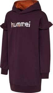 Bilde av HUMMEL AIKO DRESS <br> BLACKBERRY WINE