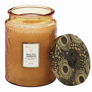 Bilde av Baltic Amber Large jar candle