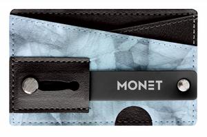 Bilde av Mobil wallet Black and blue