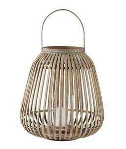 Bilde av Bambus Lanterne Dia. 37 x 40 cm
