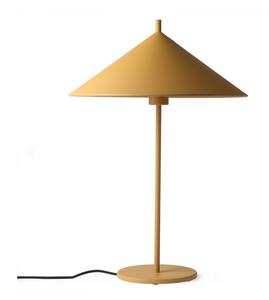 Bilde av Metal triangle table lamp