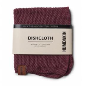 Bilde av Knitted dish cloth Plomme
