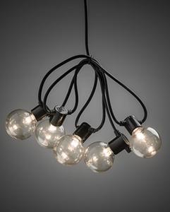 Bilde av Lyslenke 20lys varmhvit krone LED