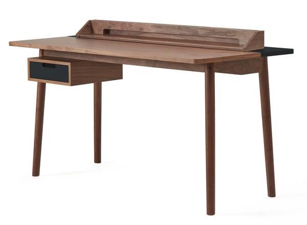 Skrivebord - Harto Design - Honoré desk valnøtt