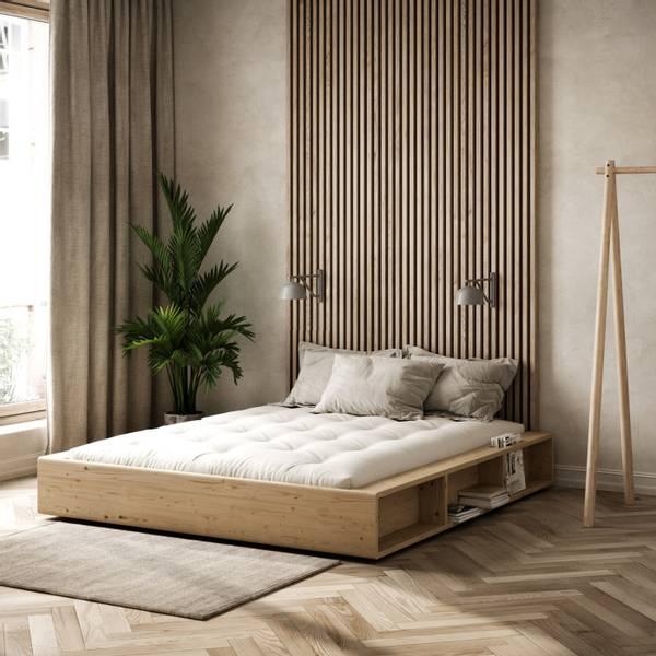 Bilde av Ziggy seng inkl. madrass -