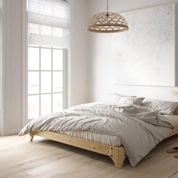 Bilde av Elan seng inkl. madrass -