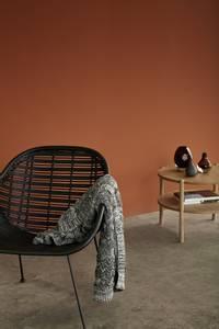 Bilde av TABLE ROUND OAK - HUBSCH