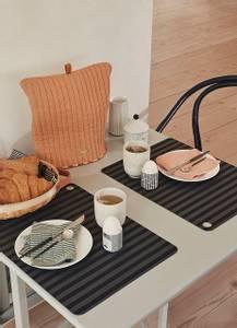 Bilde av Spisebrikke - Placemat Stripe