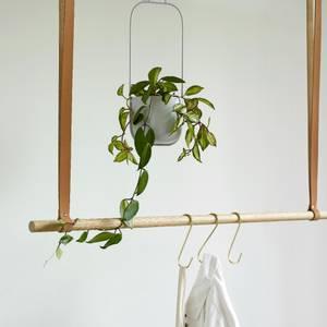 Bilde av Hanging pot - metal - 2 stk