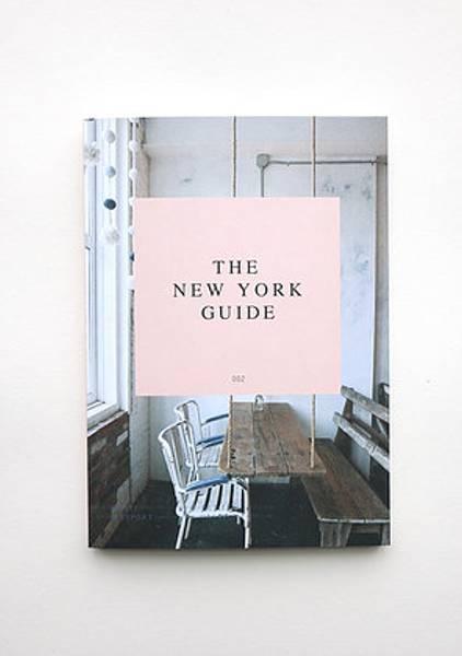 Bilde av THE NEW YORK GUIDE - NEW MAGS