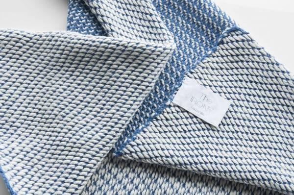 Bilde av Kjøkkenhåndkle - Blå - medium