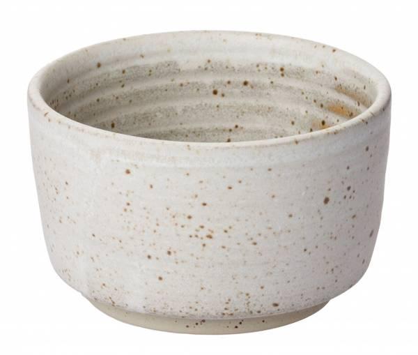Bilde av Speckle bowl - Hvit - ZAKKIA