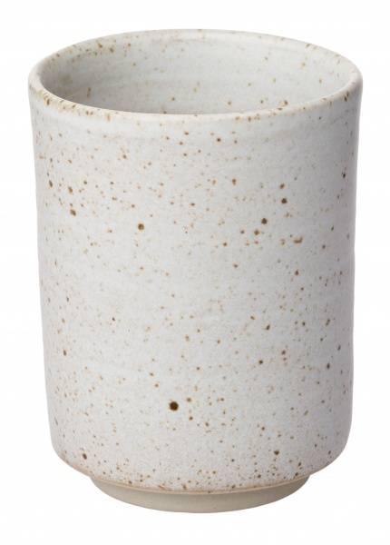 Bilde av Speckle oversize glass- Hvit