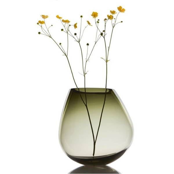 Bilde av Cognac vase - grønn