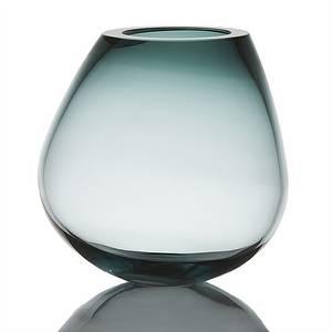 Bilde av Cognac vase - blå