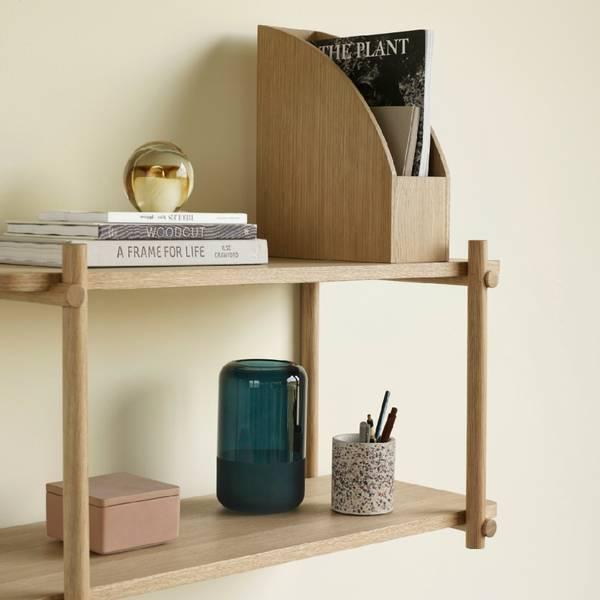 Bilde av OAK Shelf, HYLLE I EIK-HUBSCH