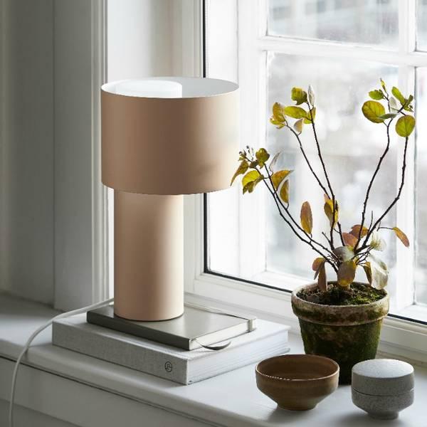 Bilde av TANGENT TABLE LAMP- DESERT