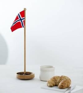 Bilde av Bordflagg Eik