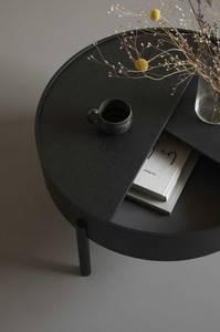 Bilde av Arc sofabord sort ask