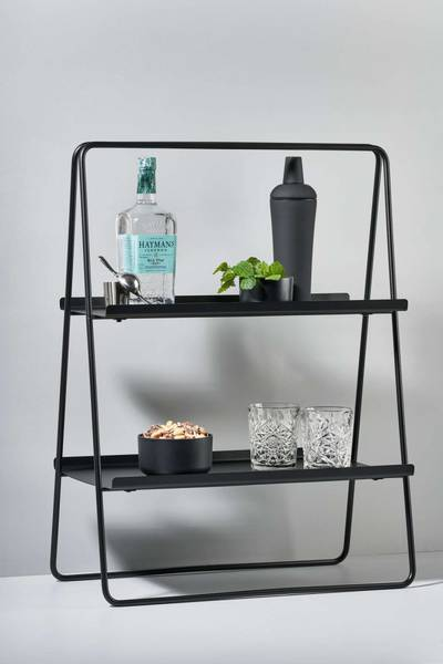 Zone A-table Hylle Sort