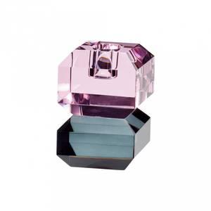 Bilde av Lysestake krystall farget L