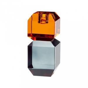 Bilde av Lysestake krystall farget S