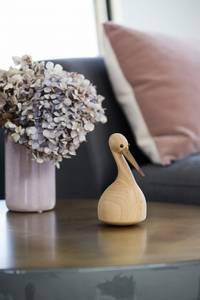 Bilde av Dekorfigur Stork