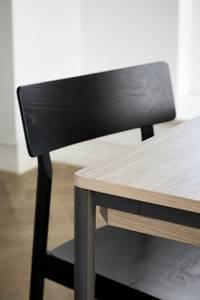 Bilde av Spisebordstol Pause 2.0 sortmalt eik
