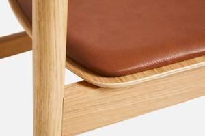 Bilde av Spisebordstol Pause 2.0 oljet eik med skinnpute