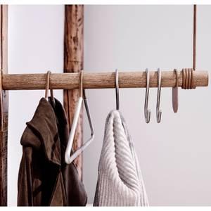Bilde av LindDNA Garderobestang Wall Swing Natur