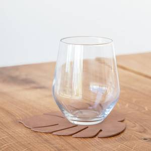 Bilde av LindDNA Glassbrikke Montsera Nupo Natur