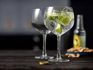Bilde av Gin&Tonic Glass Juvel 4pk
