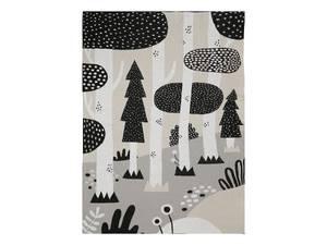 Bilde av Pledd Magic Forest Sort