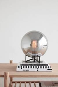 Bilde av Sofabord i eik med hylle Hubsch