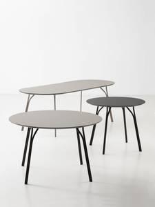 Bilde av Tree Spisebord Oval Beige 220