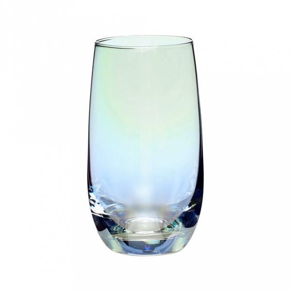 Drikkeglass med farge