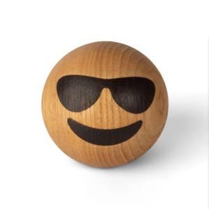 Bilde av Dekorfigur Emoji Solbriller