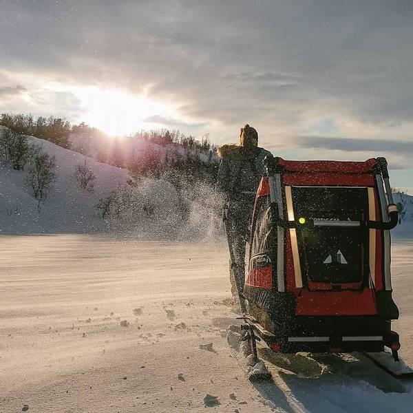 Nordic Cab Explorer Pulk