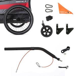 Bilde av Sykkel og Barnevogn kit