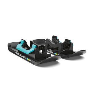 Bilde av Wheelblades Dobbel Barnevogn ski