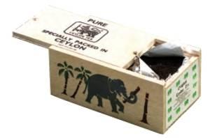 Bilde av Ceylon BOP Elephant trekiste, 250g