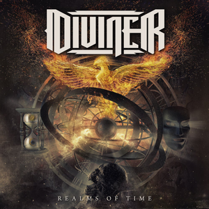 Image of DIVINER: Realms Of Time (CD)
