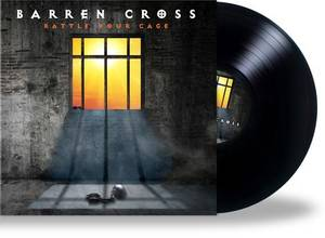 Image of BARREN CROSS: Rattle Your Cage LP