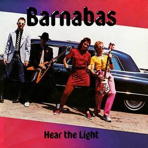 Bilde av BARNABAS: Hear The Light (re-release)