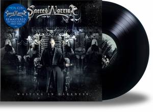 Image of SACRED WARRIOR: Waiting In Darkness LP *PRE-ORDER!*