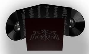 Image of FROSTHARDR: Frosthardr 2LP (black vinyl)