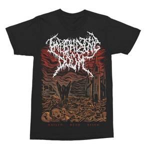 Image of IMPENDING DOOM: Nailed Dead Risen (t-shirt)