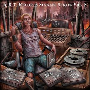 Image of VARIOUS ARTISTS: A.R.T. Records Singles Series Vol. 2 CD