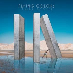 Bilde av FLYING COLORS: Third Degree BLUE VINYL (2xLP)